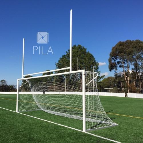 PILA Senior Combination Goal Post - Soccer/Rugby