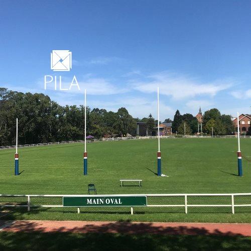 PILA 6m/3m AFL Goal Posts