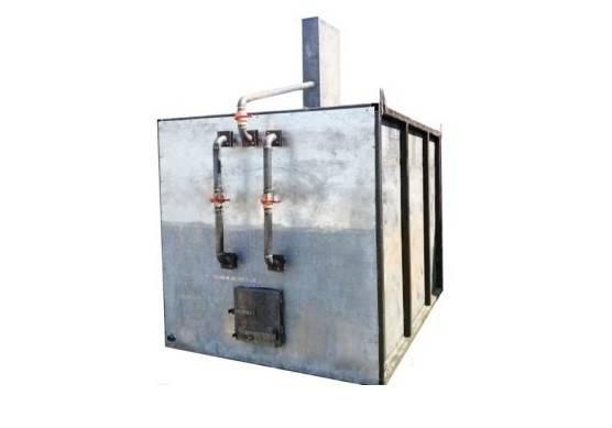 Углевыжигательная печь-3