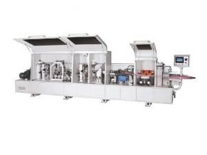 Автоматический кромкооблицовочный станок 468J, с прифуговкой