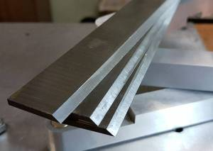 Заточка промышленных ножей длиной до 1400 мм
