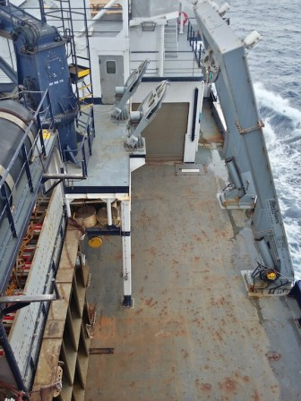 Clear deck. All stations are now deep beneath the ocean.