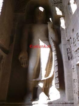 Buddha Kanheri Cave3 (22 feet tall)