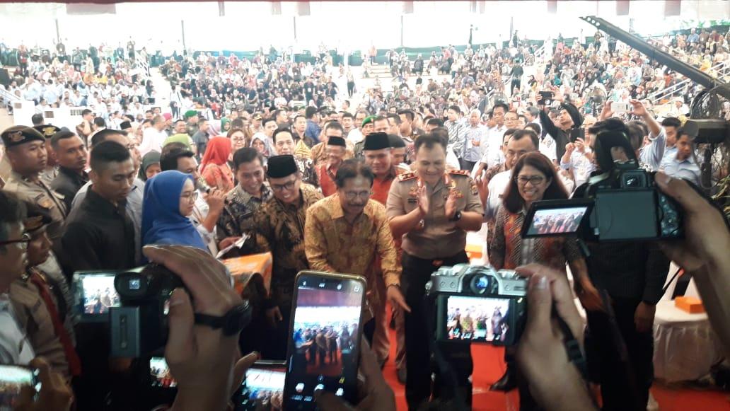 BPN Banten Pasang Tarif Pengurusan Sertifikat Rusak Bagi Korban Banjir