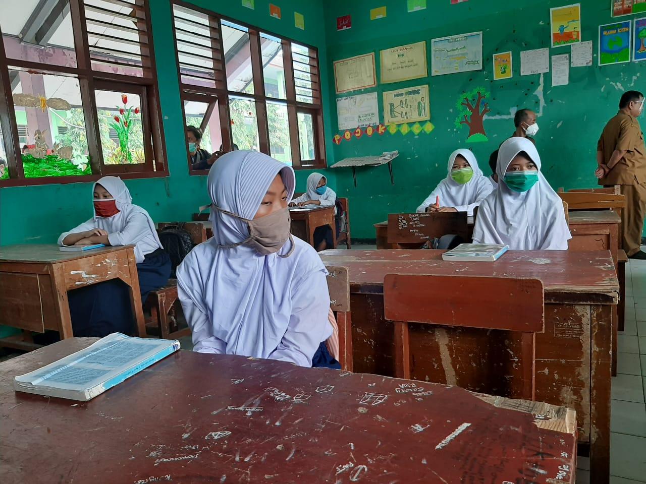Pemkab Pandeglang Masih Terapkan Sekolah Tatap Muka