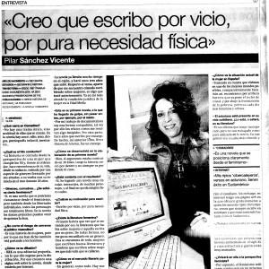 El Comercio, 30/12/2001