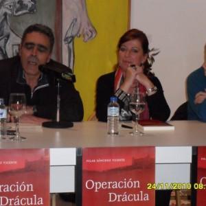 Presentada por Alejandro Gallo y César Inclán