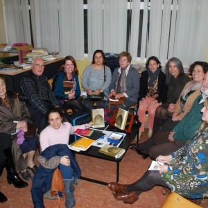 Club de lectura de Noreña