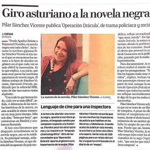 La Voz de Asturias, 03/12/2010
