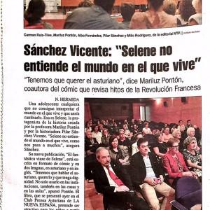 La Nueva España 17/09/2015