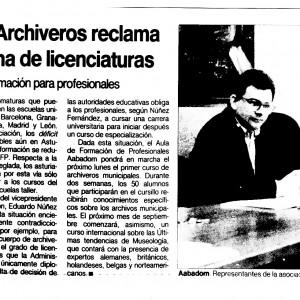 1992 - 02 - 09(La Voz de Asturias)