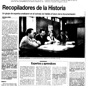 1993 - 06 - 24(La Voz de Asturias)