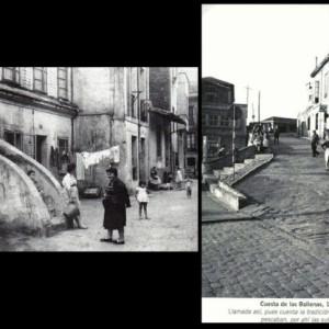 Barrio de Cimadevilla - Cuesta de las ballenas (1969)