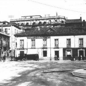 Plaza del Mercado - 1936