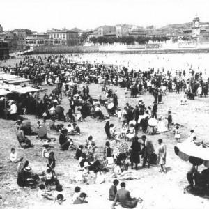 Un dia en la playa