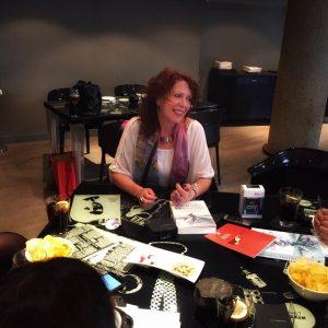 Madrid. Encuentro de Bloggers