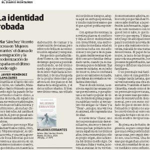 6-7-Diario Motañes-Mujeres Errantes