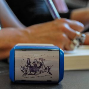 Firma y sello