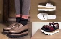 Zapatos de Mireia Playà (Izquierda: 129€. Derecha arriba: 49€. Derecha abajo: 59€)