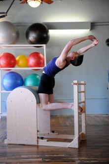 Barrel Big Swan - Pilates Equipment