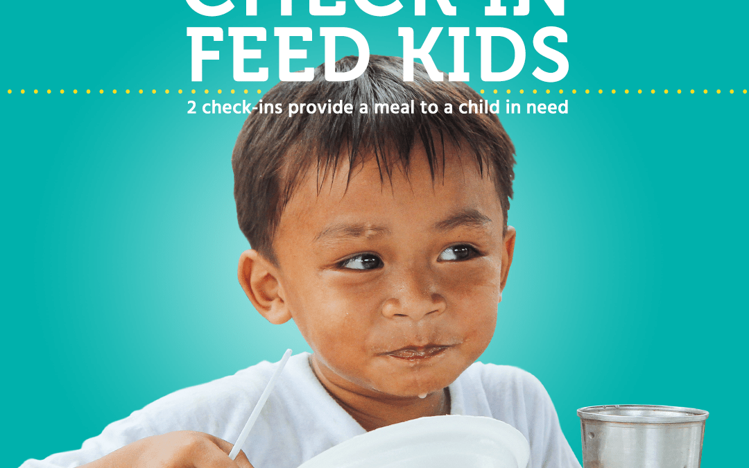 Check in Feed Kids