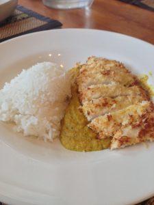 Katsu Kare Chicken Recipe, Gluten and Dairy Free
