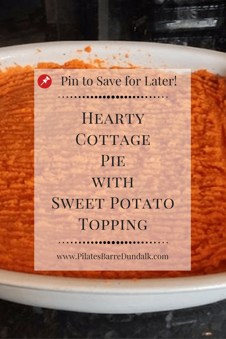 Hearty Cottage Pie