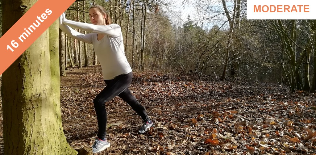 Runners glute workout