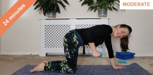 Upper body and arms Pilates