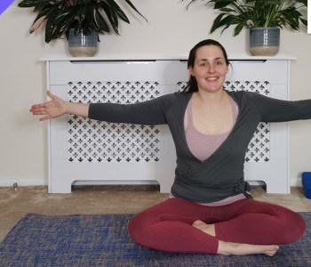 Relaxation series - breathe and stretch