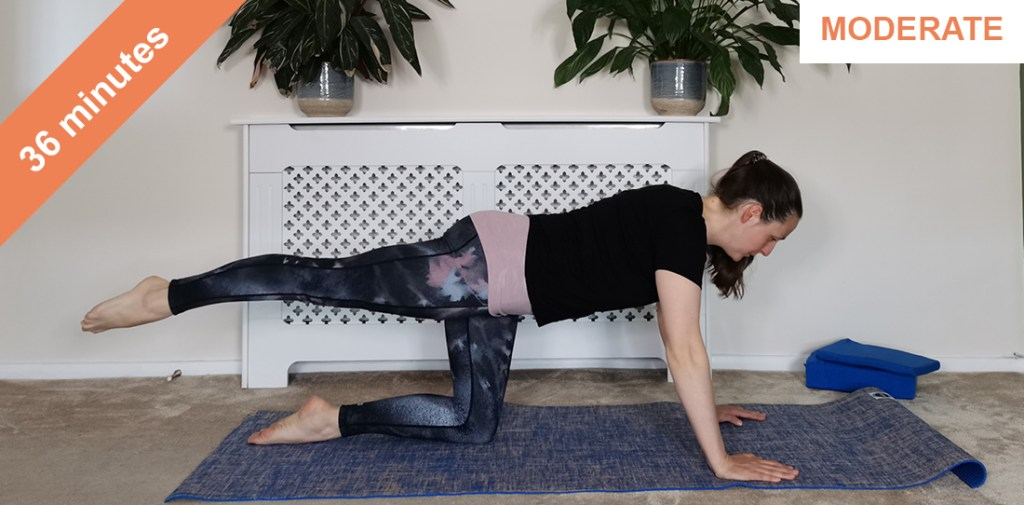 Mobility Pilates class