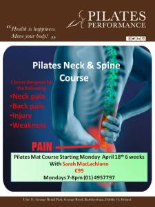 Neck and Spine April 2016
