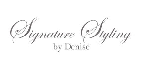 Signature Styling by Denise Logo Design