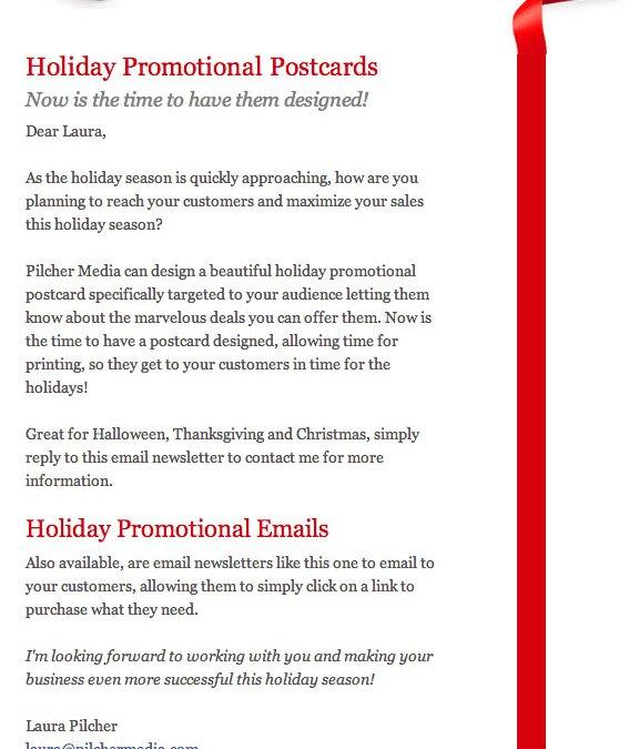 Pilcher Media E-Newsletters