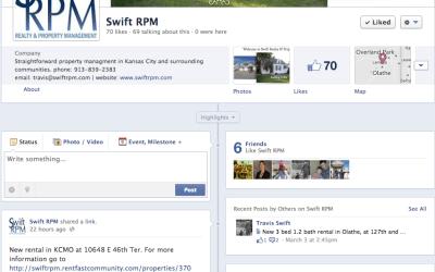 New Social Media for Swift RPM
