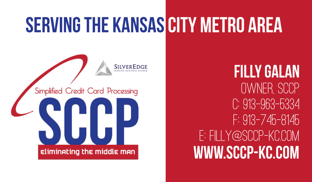 New Business Cards for SCCP!
