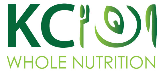 New Logo for KC Whole Nutrition!