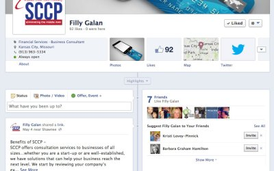 New Facebook Page for SCCP!