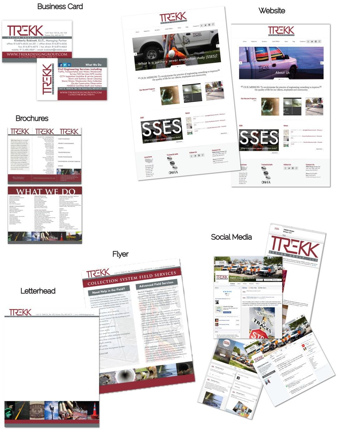 TREKK Design Group LLC
