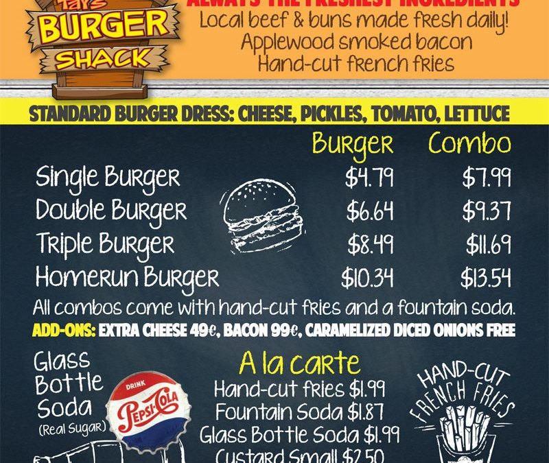 Tays Burger Shack