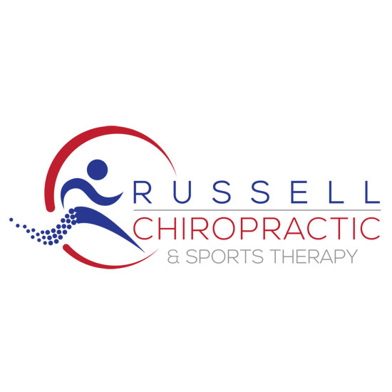 New Logo & Business Cards for Russell Chiropractic