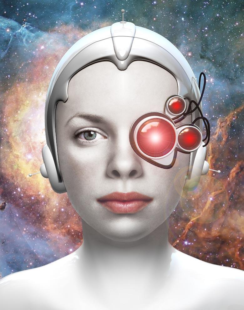 Create a cyborg
