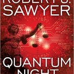 Cover of Quantum Night by Robert Sawyer