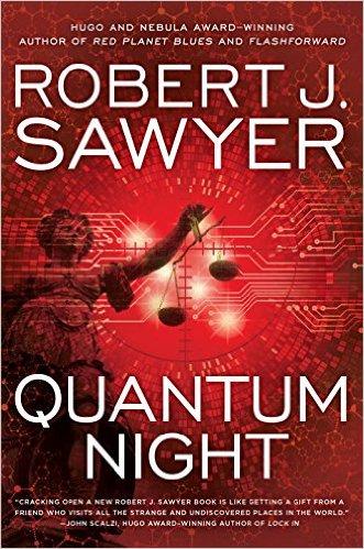Quantum Night by Robert Sawyer