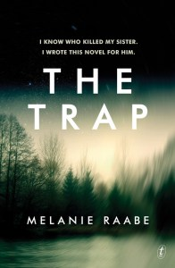 Cover of The Trap by Melanie Raabe