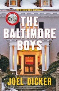 The Baltimore Boys by Joel Dicker