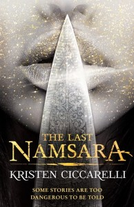 The LAst Namsara by Kristen Ciccarelli