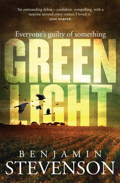 Greenlight by Benjamin Stevenson
