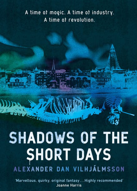Shadows of the Short Days by Alexander Dan Vilhjalmsson