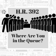 HR 392 immigration bill per country limitations india china mexico philippines
